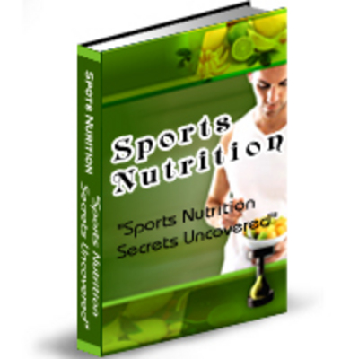 Product picture Sports Nutrition What To Know For Success PLR