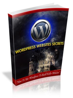 Product picture Unique WordPress Website Secrets